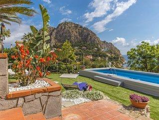 Exclusive Luxury  La Villa Di Sofia con Piscina a pochi km  da Palermo