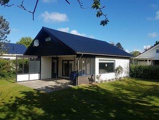 Freistehendes Ferienhaus in Julianadorp an der Nordsee.