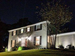 Two Story Brick Heathwood Home