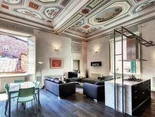 Luxury apartment in the historical centre of Lucca