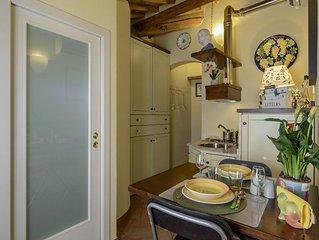 'L'appartamento che cercavi nel cuore di San Gimignano'....prenotalo subito!