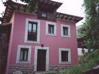 Casa rural (alquiler integro) El Canton para 7 personas