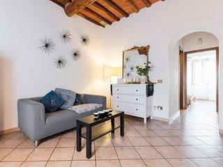 Delizioso appartamento  30 minuti da Firenze/Charming flat 30 min. from Florence