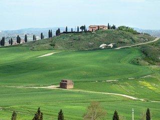 Ferienhaus Torre di Giona  in San Quirico d'Orcia (SI), Siena ( Region) - 3 Pers