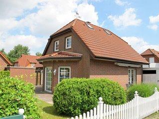 Ferienhaus Christa (HOK110) in Hooksiel - 6 Personen, 3 Schlafzimmer