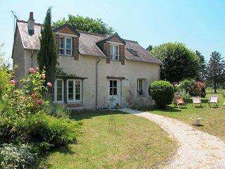 Ferienhaus La Janverie (MNX200) in Monteaux - 4 Personen, 2 Schlafzimmer