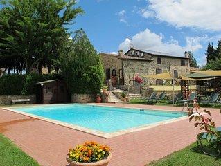 Ferienhaus Podere Cerretalto (MTL140) in Montalcino - 18 Personen, 7 Schlafzimme
