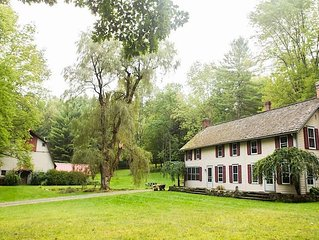 Beautiful Berkshire Farm House on 160+ Acres