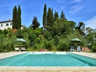Villa Buonaparte in San Miniato - Toscana