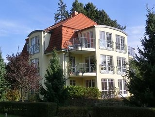 Ferienwohnung Bad Saarow fur 2 - 4 Personen mit 2 Schlafzimmern - Ferienwohnung