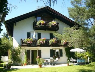 Ferienwohnung Unterammergau fur 2 - 3 Personen mit 2 Schlafzimmern - Ferienwohnu