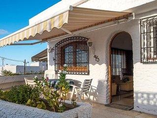 Ferienhaus La Romántica für 2 - 4 Personen mit 2 Schlafzimmern - Ferienhaus