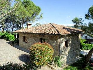 Ferienhaus Il Monte (CCA105) in Citta di Castello - 6 Personen, 2 Schlafzimmer