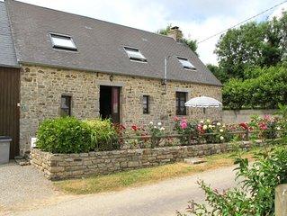 Ferienhaus La Vallee (FLM400) in Fierville-Les-Mines - 5 Personen, 2 Schlafzimme
