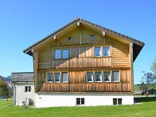 Ferienwohnung Brülisau für 2 - 4 Personen mit 2 Schlafzimmern - Ferienwohnung in