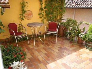 Ferienwohnung Uffenheim fur 2 Personen mit 1 Schlafzimmer - Ferienwohnung