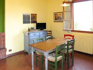 Ferienwohnung Casa alle Vacche  in San Gimignano (SI), Siena ( Region) - 5 Perso