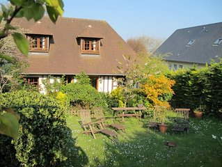Vacation home in Deauville, Normandy / Normandie - 6 persons, 3 bedrooms