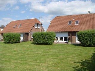 Ferienhaus Friedrichskoog Spitze fur 4 Personen mit 2 Schlafzimmern - Ferienhaus