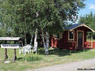 Ferienhaus Sorsele fur 3 - 4 Personen mit 1 Schlafzimmer - Ferienhaus