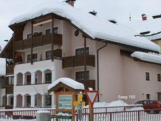 Ferienwohnung Russbachsaag fur 1 - 4 Personen mit 1 Schlafzimmer - Ferienwohnung