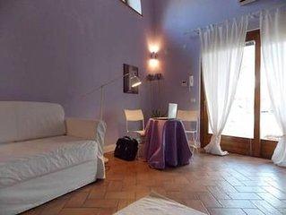 Ferienwohnung Bracciano für 2 - 3 Personen mit 1 Schlafzimmer - Ferienwohnung in