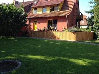 Ferienhaus Gohren-Lebbin fur 5 - 10 Personen mit 3 Schlafzimmern - Ferienhaus
