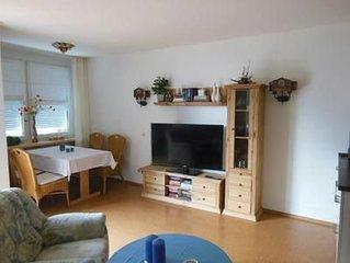 Ferienwohnung Oberstdorf fur 2 Personen mit 1 Schlafzimmer - Ferienwohnung