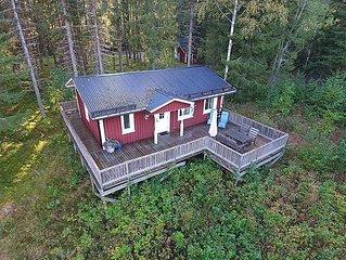 Ferienhaus Bograngen für 1 - 5 Personen mit 2 Schlafzimmern - Ferienhaus