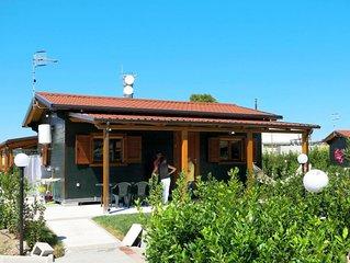 Ferienhaus Camping Green House Village (TDS150) in Torino di Sangro - 4 Personen