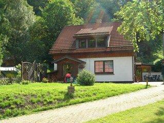 Ferienhaus Walkenried fur 2 - 4 Personen mit 2 Schlafzimmern - Ferienhaus