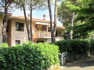 Ferienwohnung Casa I Pini  in Castiglioncello (LI), Riviera degli Etruschi - 6 P