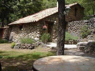 Ferienhaus Sillans la Cascade für 1 - 4 Personen mit 1 Schlafzimmer - Ferienhaus
