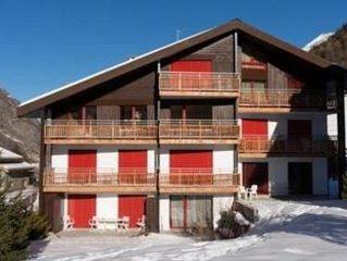 Ferienwohnung Zermatt für 1 - 4 Personen mit 2 Schlafzimmern - Mehrstöckige Feri