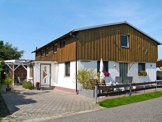 Apartment Haus Osterende  in Cuxhaven - Ludingworth, North Sea: Lower Saxony -