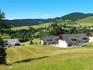 Ferienwohnung Schwarzwaldblick (BEU353) in Bernau - 6 Personen, 2 Schlafzimmer