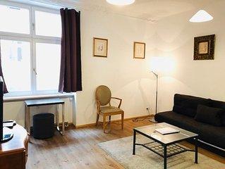 Ferienwohnung Berlin fur 2 - 4 Personen mit 1 Schlafzimmer - Ferienwohnung