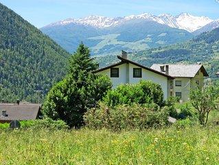 Ferienwohnung Casa Della Forsythia (VPE100) in Valpelline - 3 Personen, 2 Schlaf