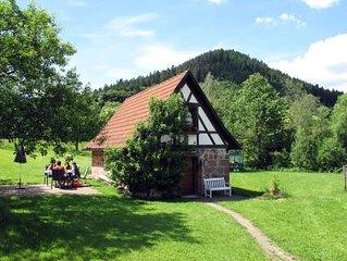 Ferienhaus Backhäusle (APB100) in Alpirsbach - 4 Personen, 1 Schlafzimmer