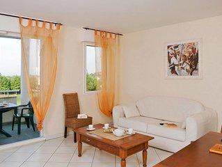Ferienwohnung de Fontenelles (SGC201) in Saint-Gilles-Croix-de-Vie/Givrand - 6 P