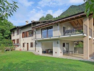 Ferienwohnung Tondo (CVA101) in Castelveccana - 4 Personen, 2 Schlafzimmer