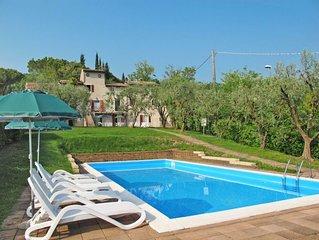 Ferienwohnung Ca' Pignoi (GAA261) in Garda - 4 Personen, 1 Schlafzimmer