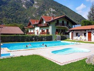 Ferienwohnung Filanda (LDL150) in Lago di Ledro - 6 Personen, 2 Schlafzimmer