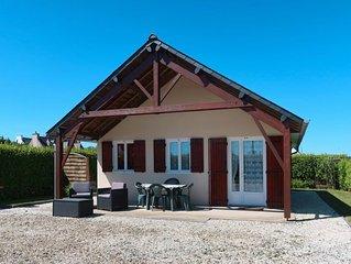 Ferienhaus Le Chalet  in Loctudy, Finistere - 4 Personen, 2 Schlafzimmer
