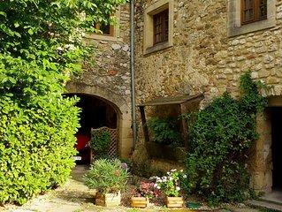 Ferienhaus Mas du Vieux Four (SVO100) in Saint Victor la Coste - 6 Personen, 2 S