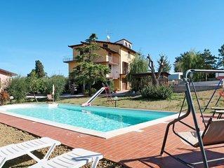 Ferienhaus San Piero (FOI100) in Foiano della Chiana - 9 Personen, 5 Schlafzimme