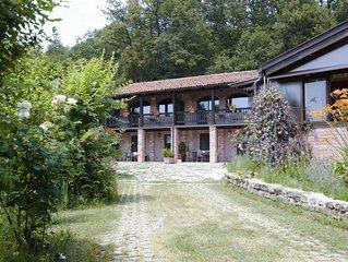 Ferienhaus Sorgente Monastero (SVN100) in Serravalle Langhe - 4 Personen, 1 Schl