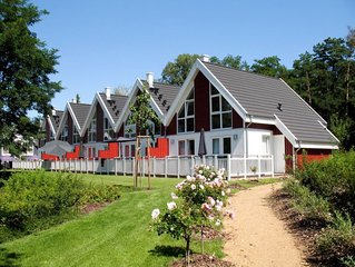 Ferienhaus Schlosspark Bad Saarow (BSW100) in Bad Saarow - 6 Personen, 2 Schlafz