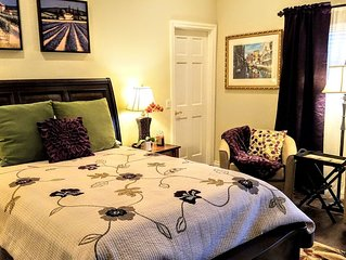 Temecula Wine Country Guest Suite in the Vines/Additional Space Visit #1255670