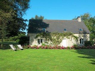 Ferienhaus La petite Herguerie (AUD100) in Audouville-la-Hubert - 6 Personen, 3